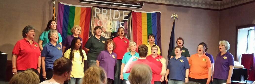 Juneau Pride Chorus